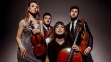 Concerts, November 13, 2020, 11/13/2020, Beethoven by Grammy-Winning Quartet (virtual)