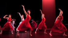 Dance Performances, November 12, 2020, 11/12/2020, Fusion of African Dance with Contemporary Choreography (virtual)