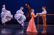 Dance Performances, November 22, 2020, 11/22/2020, Martha Graham Dance Company (virtual)