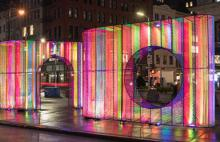 Others, November 15, 2020, 11/15/2020, Colorful Art Installation for the Holiday Season (in-person)