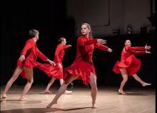 Dance Performances, November 15, 2020, 11/15/2020, Dance Festival: Various Dance Comapnies (virtual)