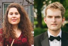 Concerts, December 18, 2020, 12/18/2020, Beethoven:Piano Four-Hands (virtual)