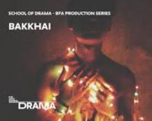 Plays, November 21, 2020, 11/21/2020, Euripides' Bakkhai: One of the Greatest Greek Tragedies Ever Written (virtual)