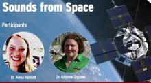 Workshops, November 19, 2020, 11/19/2020, Astronomy: Explore Sounds from Space (virtual)