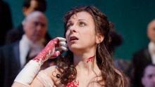 Concerts, November 27, 2020, 11/27/2020, Met Opera: Donizetti's Lucia di Lammermoor (virtual)