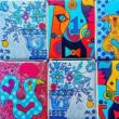 """Discussions, December 10, 2020, 12/10/2020, """"Pop-Surreal"""" Tile Art and Demo: Conversation with Artist (virtual)"""