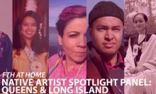 Discussions, December 02, 2020, 12/02/2020, Native Artist Spotlight (virtual)
