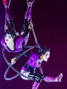 Performances, December 11, 2020, 12/11/2020, Cirque du Soleil: The Best Moments from Ice-Skating Themed Show Axel (virtual)