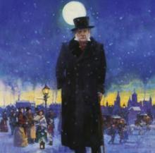 Book Clubs, December 23, 2020, 12/23/2020, Sci-Fi and Fantasy: A Christmas Carol (virtual)