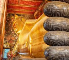 Tours, January 06, 2021, 01/06/2021, Bangkok: Reclining Buddha Temple Live (virtual)