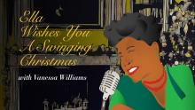 Concerts, December 29, 2020, 12/29/2020, Ella Wishes You A Swingin' Christmas: Vanessa Williams, Dee Dee Bridgewater, The American Pops Orchestra (virtual)