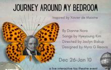 Performances, January 09, 2021, 01/09/2021, Journey Around My Bedroom: Live Interactive Theater (virtual)