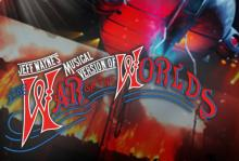 Musicals, December 28, 2020, 12/28/2020, The War of The Worlds: London's West End Rock Musical (virtual)