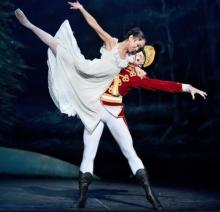 Dance Performances, December 29, 2020, 12/29/2020, Nutcracker Delights by the English National Ballet (virtual)