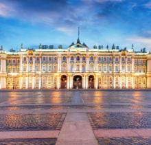 Tours, February 24, 2021, 02/24/2021, St. Petersburg's Palace Square: 300 Years of Russian History (virtual)