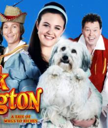 Plays, January 02, 2021, 01/02/2021, Dick Whittington: A Tail of Wags To Riches (virtual, streaming for 24 hours)