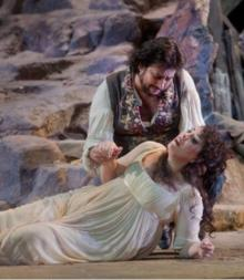 Concerts, January 10, 2021, 01/10/2021, Met Opera: Verdi's Il Trovatore (virtual, streaming for 23 hours)