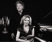 Concerts, January 10, 2021, 01/10/2021, Piazzolla to Joplin--Music of the Americas: Piano and Violin (virtual)
