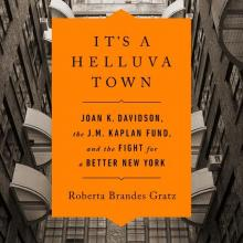 Book Discussions, January 14, 2021, 01/14/2021, It's a Helluva Town: About New York's Hidden Benefactors with the Author (virtual)