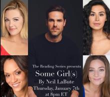 Staged Readings, January 07, 2021, 01/07/2021, Neil LaBute's Some Girl(s) with Broadway Actors (virtual)