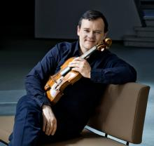 Concerts, January 21, 2021, 01/21/2021, Renowned Violinist Frank Peter Zimmerman, Alan Gilbert, Royal Stockholm Philharmonic (virtual)