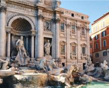 Tours, January 15, 2021, 01/15/2021, Rome: The Pantheon and Trevi Fountain Live (virtual) SOLD OUT