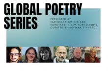 Poetry Readings, January 16, 2021, 01/16/2021, Poetry by International Poets (virtual)