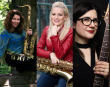 Concerts, January 24, 2021, 01/24/2021, Jazz Ensemble: Saxophones, Guitar, Bass, Drums (virtual)
