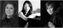 Concerts, January 21, 2021, 01/21/2021, Schubert, R. Strauss, and More: Soprano, Piano and Cello (virtual)