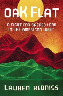 Book Discussions, January 19, 2021, 01/19/2021, Oak Flat: A Fight for Sacred Land in the American West, with the Author (virtual)