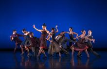 Dance Performances, February 10, 2021, 02/10/2021, Ballet Hispanico (virtual)
