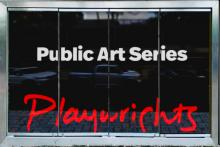 Discussions, January 21, 2021, 01/21/2021, Playwrights Horizons: The Meaning of Public Art and Public Space (virtual)