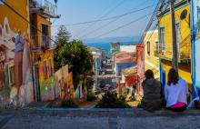 Tours, February 04, 2021, 02/04/2021, Chile's Valparaiso, Jewel of the Pacific (virtual)