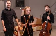 Concerts, February 04, 2021, 02/04/2021, Vivaldi and J.S. Bach on Period Instruments (virtual)