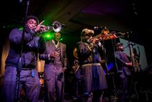 Concerts, February 11, 2021, 02/11/2021, New Orleans Brass Sound with a Contemporary Flare (virtual)