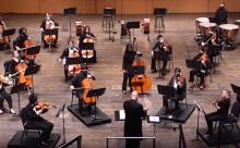 Concerts, March 13, 2021, 03/13/2021, Orchestral Works by Tchaikovsky, Strauss and More (virtual)