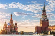 Tours, February 12, 2021, 02/12/2021, Red Square: Moscow's Must-See (virtual)