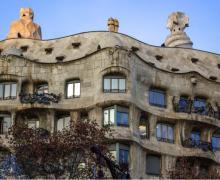 Tours, February 14, 2021, 02/14/2021, Barcelona: Gaudi's Whimsical Houses by Night Live (virtual)