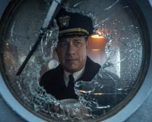 Films, February 08, 2021, 02/08/2021, Greyhound (2020): Tom Hanks in WWII Drama (virtual, streaming for 24 hours)
