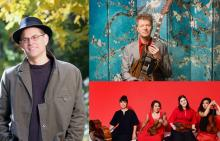 Concerts, February 12, 2021, 02/12/2021, Inventive Guitar Playing and a String Quartet (virtual)