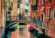 Tours, February 23, 2021, 02/23/2021, Italy: The Beauty and Mystery of Venice (virtual)
