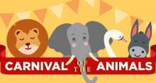 Concerts, February 27, 2021, 02/27/2021, Carnival of the Animals by The Cincinnati Pops (virtual)