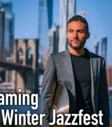Concerts, February 16, 2021, 02/16/2021, Winter Jazzfest (virtual)