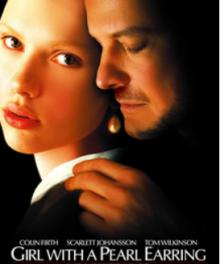 Films, March 07, 2021, 03/07/2021, Girl with the Pearl Earring (2003): With Scarlett Johansson and Colin Firth (virtual, streaming for 24 hours)