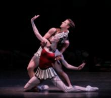 Dance Performances, February 25, 2021, 02/25/2021, New York City Ballet's Prodigal Son (virtual)