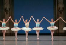 Dance Performances, March 04, 2021, 03/04/2021, New York City Ballet's Theme and Variations (virtual)