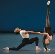 Dance Performances, March 11, 2021, 03/11/2021, New York City Ballet (virtual)