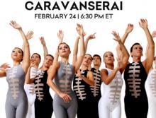 Dance Performances, February 24, 2021, 02/24/2021, Ballet Hispanico's Caravanserai, Set to the Music of Carlos Santana (virtual)