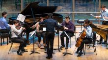 Concerts, February 28, 2021, 02/28/2021, New Music Ensemble (virtual)