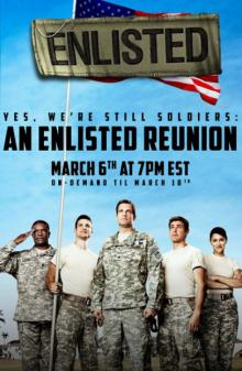 Discussions, March 06, 2021, 03/06/2021, Yes, We're Still Soldiers: An Enlisted Reunion, Cast and Creators (virtual)